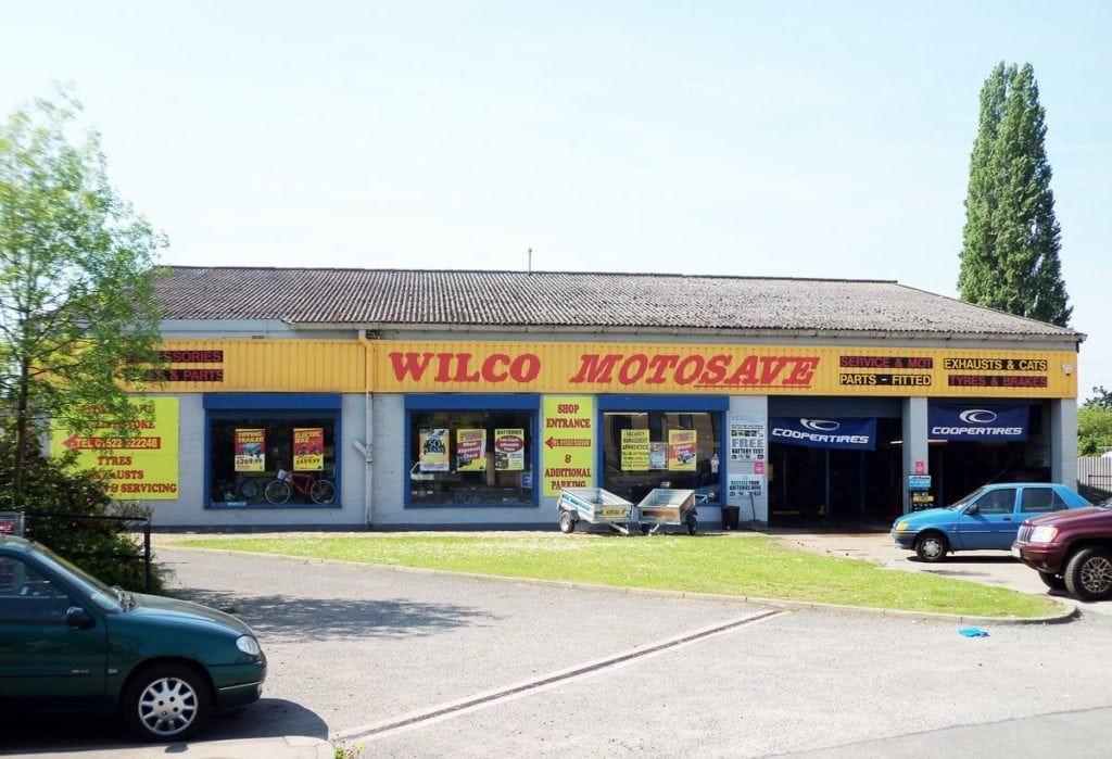 Outside photo of Wilco Motosave Newark Road