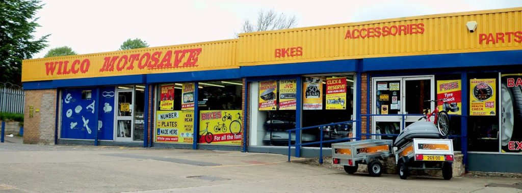 Outside photo of Wilco Motosave Allerton Road branch