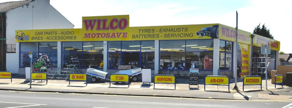 Outside photo of Wilco Motosave Swinton