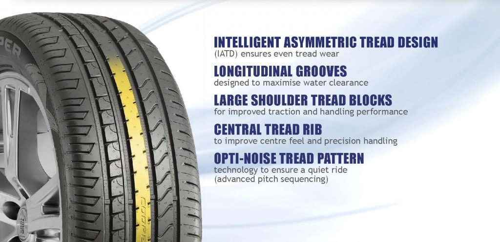 Cooper SUV Tyres