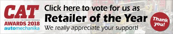 Vote in the Cat Awards 2018