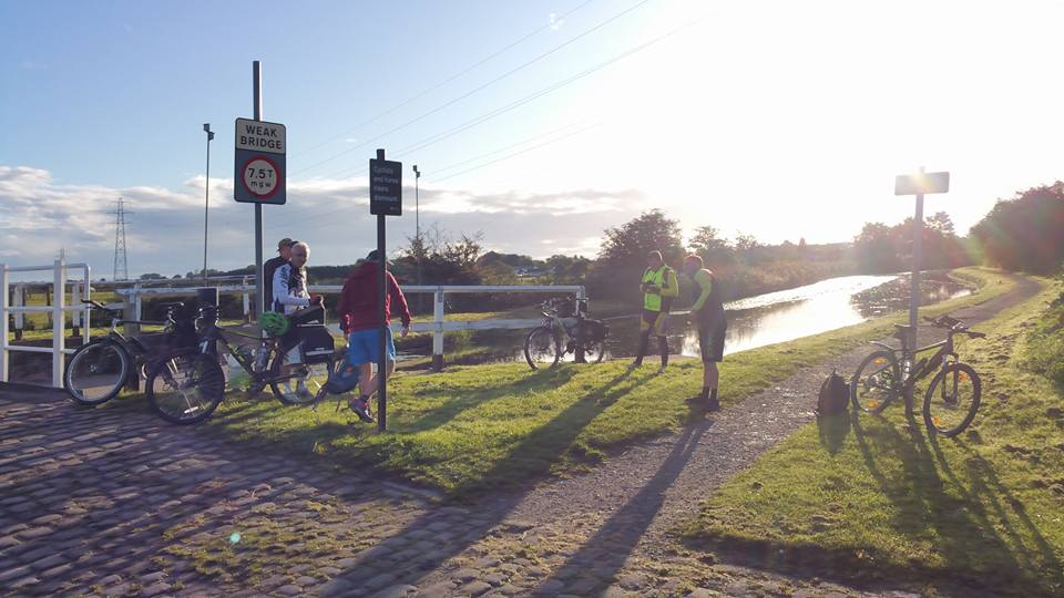 Canal Cycle Challenge