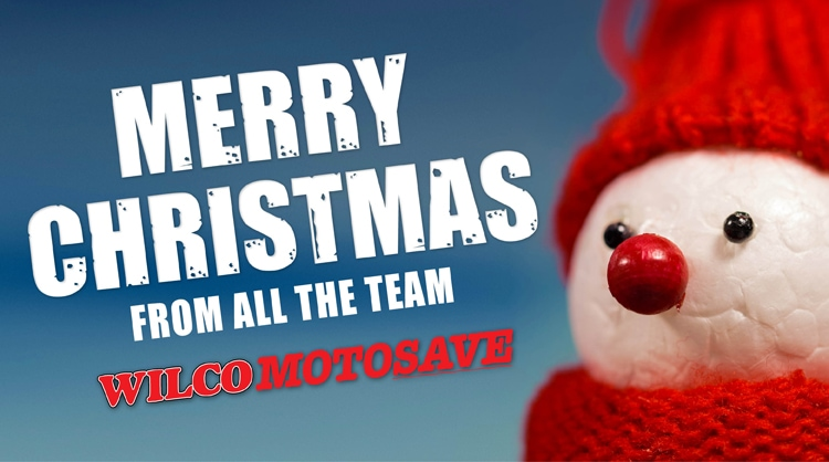Merry Christmas from all the team at Wilco Motosave