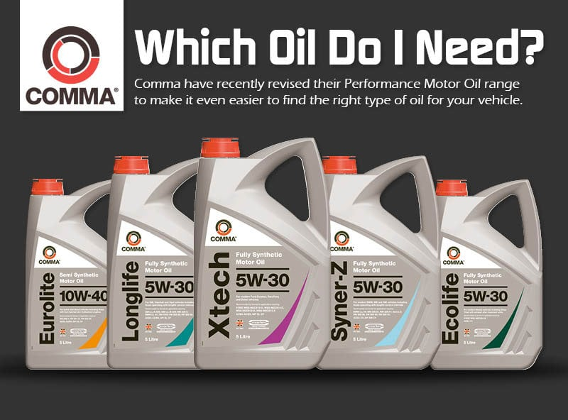Which oil do I need